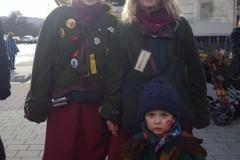 Lena, Alex und Maximilian in Bischweier