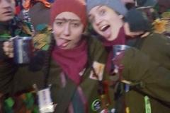 Katha und Lena in Bischweier